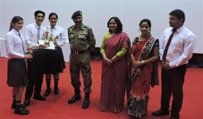 WINNERS ENGLISH DEBATE - GEN B C JOSHI APS PITHORAGARH